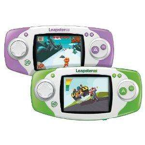 LeapFrog Leapster GS Explorer in Green or Pink now £22.75 del @ Amazon