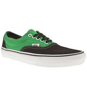 Mens vans era trainers at Schuh Size 9 & 11 only left now RRP £50 Now £10.99 Shipped with code