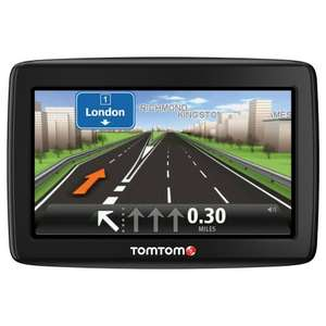 """TomTom Start 25 5"""" Sat Nav with Europe Maps (45 countries) + Free Life Time Map Updates worth £79.99 - £99.99 @ Amazon"""