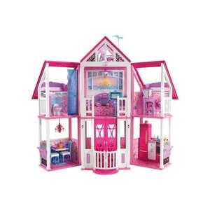 Barbie's California Dream House now half price @ £65 del @ Amazon