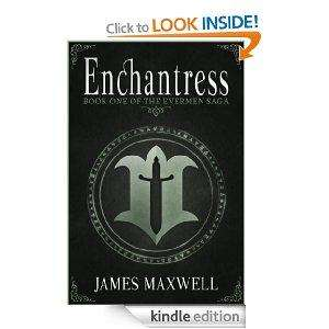 Free Kindle bestselling book - Enchantress (The Evermen Saga, Book One) @ amazon (Lord of the Rings style fantasy novel)