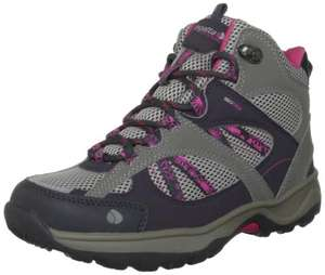 Only £8 for kids Regatta hiking boots!  Down from £40 @ Amazon!