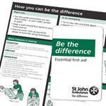 St John Ambulance FREE first aid guide
