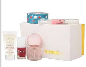 Selfridges Valentines Exclusive Beauty Box worth £87 for £25.00 + £4.95 P&P