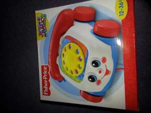 Tommee tippee toy phone £1.79 at sainsburys