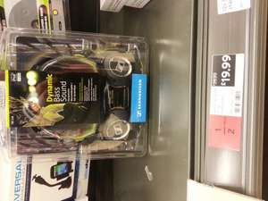 Sennheiser hd218 at Sainsburys - £19.99