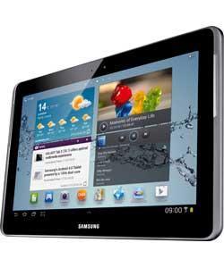 Argos Samsung Galaxy TAB 2 16GB 1GB RAM WIFI 10.1 - WHITE/SILVER 199 quid + 3.75  PP