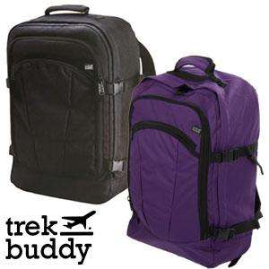 Trek Buddy: Carry-On Cabin Luggage £9.99 Home Bargains