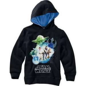 Star Wars Boys' Hoodie £6.00 Sizes 5-9 years @ ARGOS