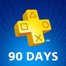 Playstation Plus 90 Days Membership £7.99 @PSN Store