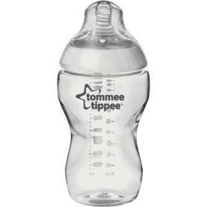 Large Tommee Tippee Closer to Nature 340ml/11fl oz Feeding Bottle Was £4.99 Now £2.50 with FREE delivery @ Argos