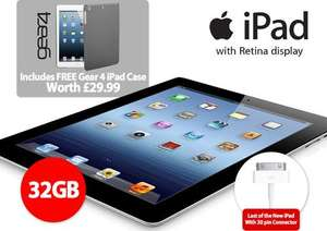 New Apple iPad3  with Retina Display 32GB WIFI Black & Free Case! £369.99 @ HomeandGarden Ebay Store