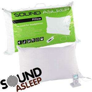 Sound Asleep Pillow £8.99 @ Home Bargains RRP £25