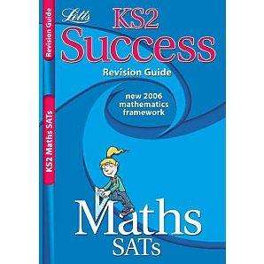 Letts KS2/KS3 Maths & English Workbooks & Revision Guides £2 each with FREE DELIVERY @ ASDA