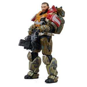 Halo Reach Series 4: Jorge (Unhelmeted) Figure - £2.99 @ Play (George & Freddie)