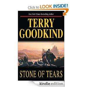 Terry Goodkind Sword of Truth series Book 2, Stone of Tears - free on Kindle!