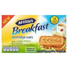 McVities Breakfast Biscuits 300g (All Varieties) £1.00 @ Tesco