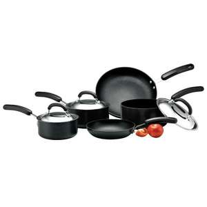 TOP QUALITY Circulon 2 (5-Piece) Cookware saucepan set £62.86 @ amazon (rrp £217)