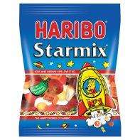 Haribo Funny Mix/ Star Mix/Strawbs/Tangfastics/ Super Mix/ Gold Bears (160g) ONLY 50p @ Asda