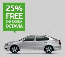 Skoda Octavia SE Connect - 25% off - Was £18650 NOW £13990