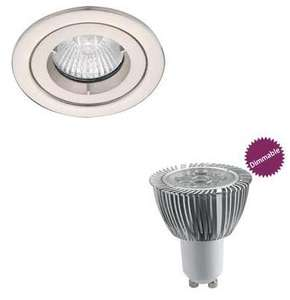 ansell i cage firerated downlight with 6w dimmable gu10 lamp £15.50 @ Tools And Electrical
