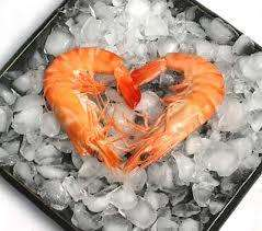 900g coldwater (atlantic) prawns £10 Farmfoods