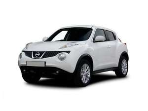Nissan Juke 1.6 Visia 5dr £10,747 on the road Delivered Free to your door@New-Car Discount.com