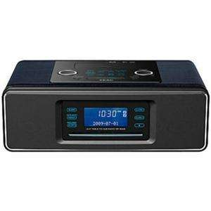 Teac SR3DAB Hi-Fi CD/DAB/FM Clock Radio with iPod dock @ Hughes Direct - £49.99