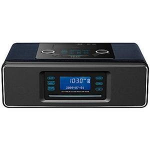 Teac SR3DAB Hi-Fi CD/DAB/FM Clock Radio with iPod dock @ Hughes Direct - £49.99