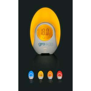 Gro Egg Colour Changing Room Thermometer instore at Asda reduced to £9