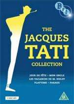The Jacques Tati Collection [DVD] £14.99 @ DVD.co.uk