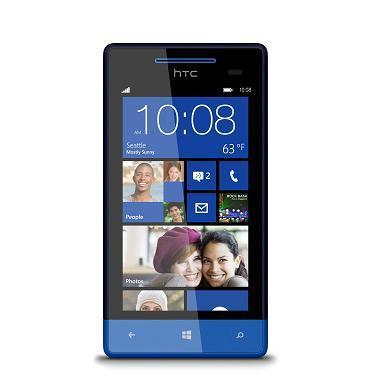 HTC Windows Phone 8S £159.95 Sim Free! or £149.95 + £10 Top-up Phones 4U