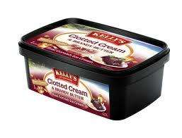 Kelly's Ice Cream(Clotted Cream and Strawberry)1Litre-£1.00@Sainsburry