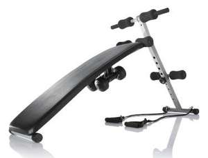 Workout bench, miracle for ABS @ LIDL
