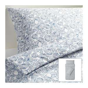 Single bed Quilt Cover with 2 pillowcases £3 @ IKEA