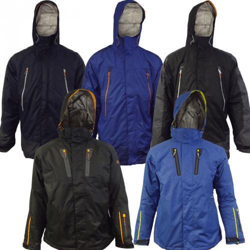 Regatta Mens Jacket Skyridge 3 in 1 Or Trekmax 20,000 XPT Insulated Waterproof at eBay/SkiandSports