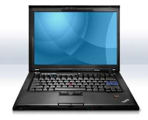 More in stock. Lenovo ThinkPad T400 6475 - Core 2 Duo, 2.26GHz, 1GB, 80GB, Grade B, No OS, No adapter £77.28 @ SCHtrade