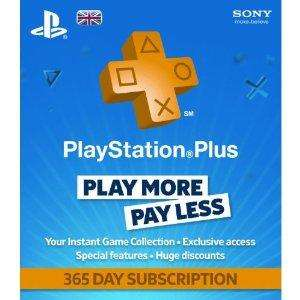 HMV selling Playstation Plus 365 Day Subscription £29.99 (39.99 on PSN Store)