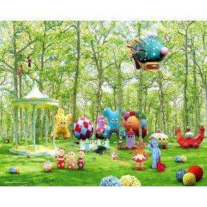 Walltastic In the Night Garden Wallpaper Mural 8ft x 10ft reduced from 44.99 to 18.98 delivered @ amazon / Walltastic LTD