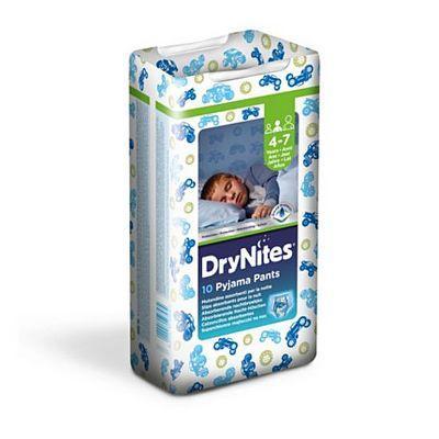 Drynites pyjama pants boys and girsl (pack of 10) £1.50 at Asda instore