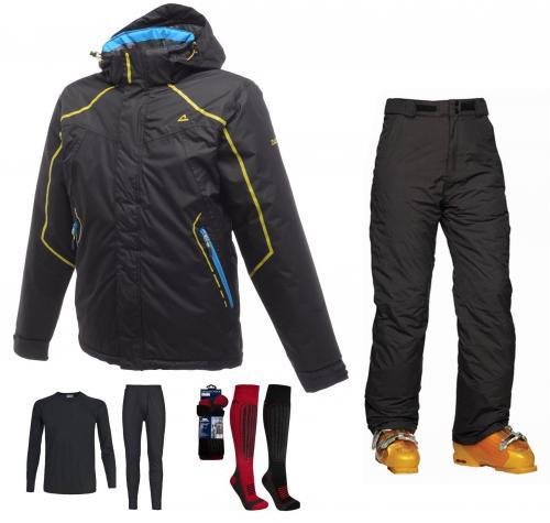 Dare2b Mens Ski Package (Five Items) £79.95 at Trekwear