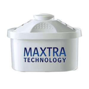BRITA MAXTRA Water Filter Cartridge - 4 Pack £10.00 @ ASDA