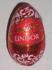 Free Lindt  Egg @ Covent Garden