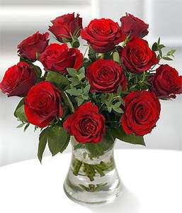 FREE ROSES FIRST 250 only with code! (£22 purchase required) @ eflorist