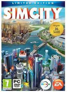 SimCity Limited Edition  for PC for £30.85 @ Simply Games