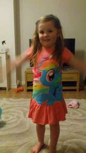 My Little Pony Dress ONLY £5.99 INSTORE @ H&M