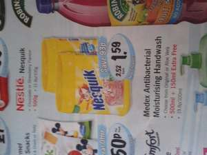 Nesquik milkshake powder 500g only £1.59 @ Lidl from 14th Feb!