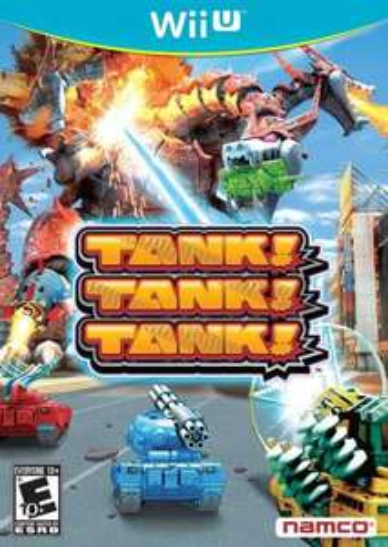 Tank! Tank! Tank! Wii U game FREE eShop