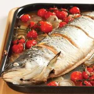 Half Price Whole Salmon @ Donald Russell just £23 -> £11.50 (£8.52/kg now) Free Delivery