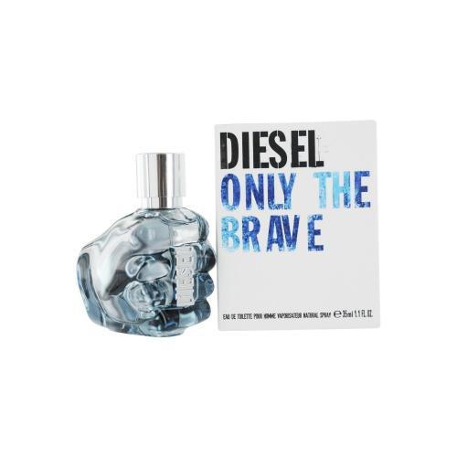 Diesel Only The Brave Eau De Toilette Spray for Men 100ml £30.29 @ Amazon